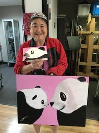Reiko Karl at Santa Barbara Art Works
