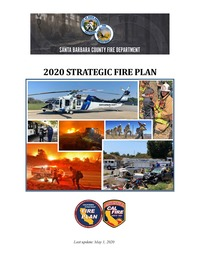 The 2020 SBC Unit Fire Plan is now available