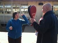 Self Defense Practice