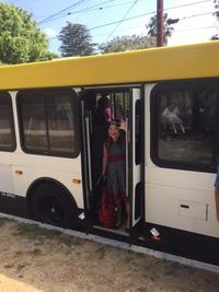 Riding the Bus through Independent & Supported Living Services