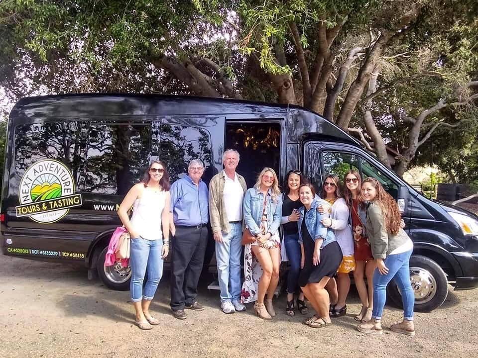 Estate Wine Tours Next Adventure 805 Santa Barbara-1A