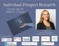 Individual Prospect Research