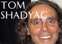 Tom Shadyac, Director of many Jim Carrey movies and Documentary Filmmaker