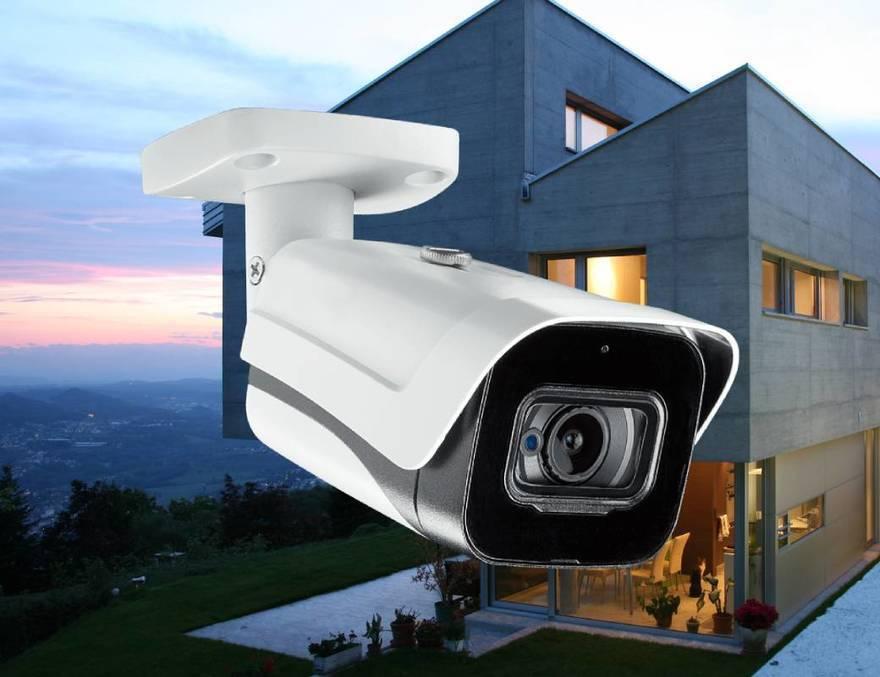 Security Cameras ACT Installs Santa Barbara