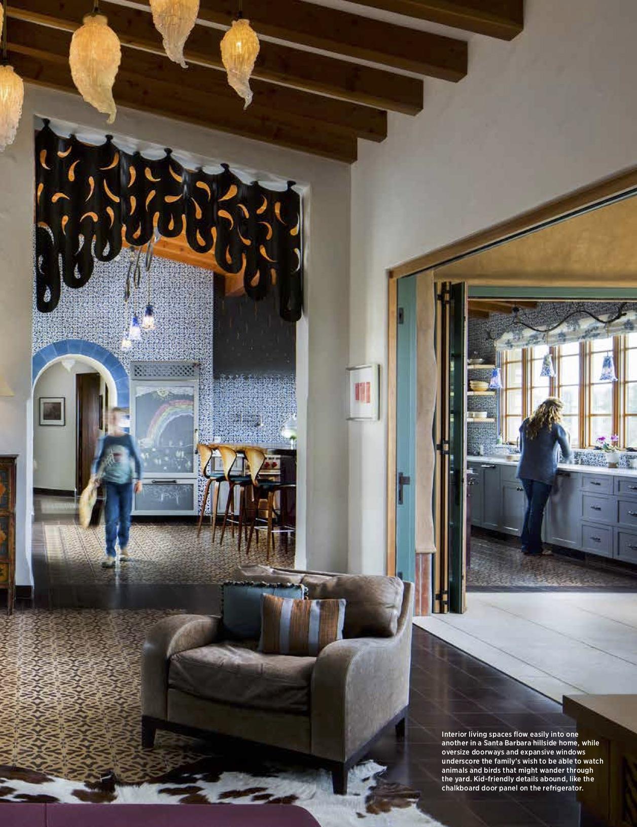 Elizabeth Vallino Interiors Santa Barbara 805 LIVING