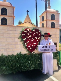 Father Larry Gosselin named Grand Marshal  of Reimaged 2020 Fiesta Parade