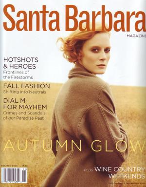 Santa Barbara Magazine 2009