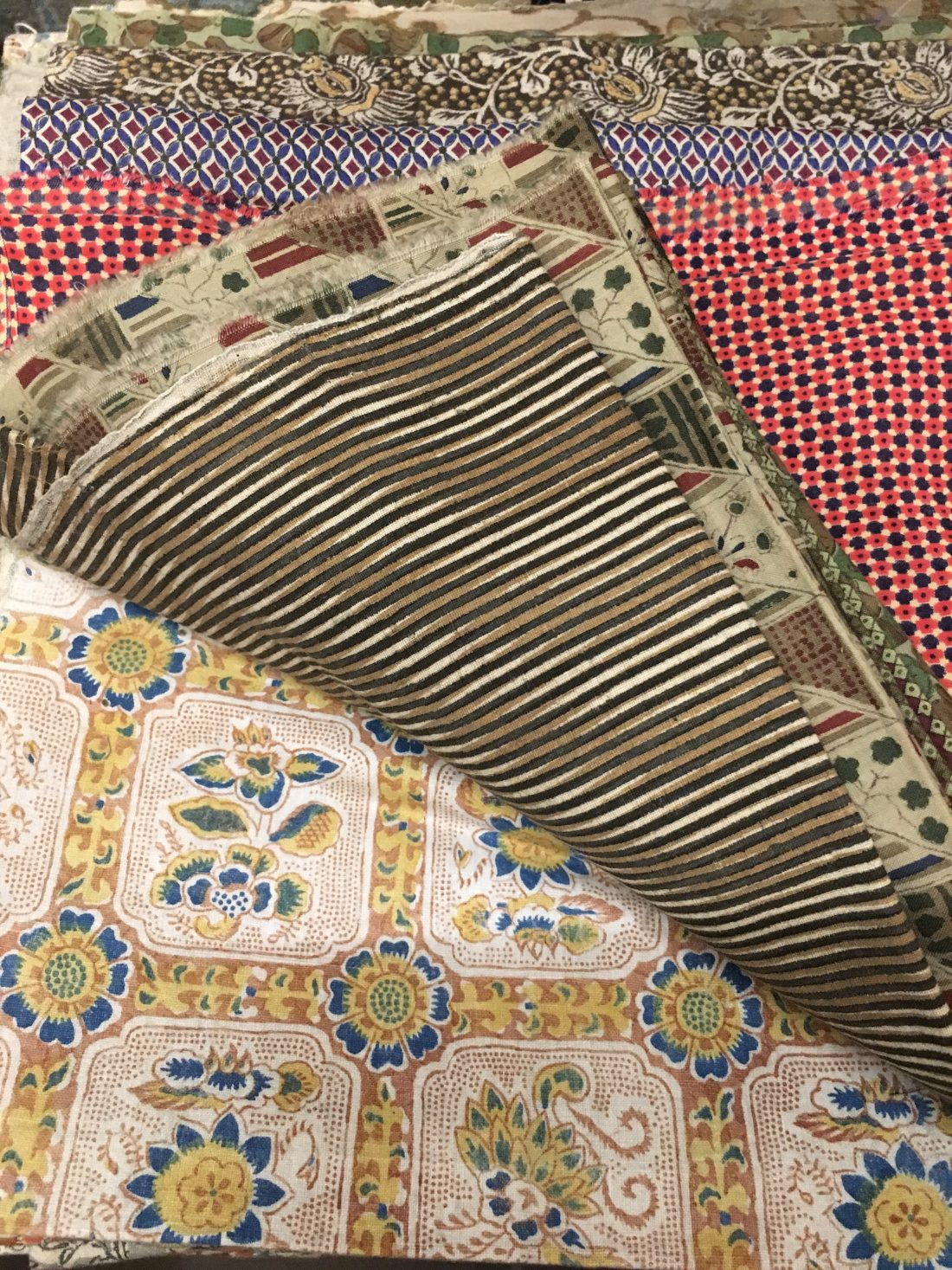 Shopping For Antique Textiles In Kyoto-6