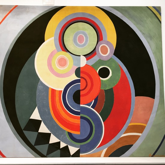 Sonia Delaunay – Musee' d'Art Moderne