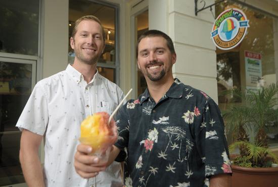 ParadICE Hawaiian Shave Ice Santa Barbara