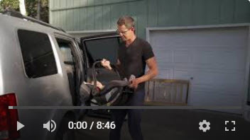 22. Holding Babies and Loading Car Seats