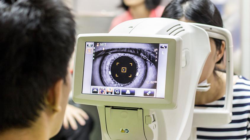Glaucoma Testing Santa Barbara Eyecare