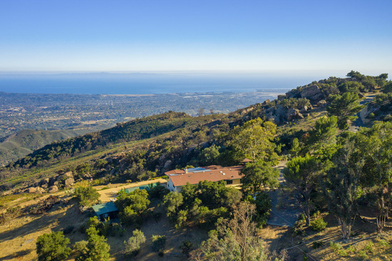 SOLD!!! 2550 Painted Cave Rd Santa Barbara, Calif