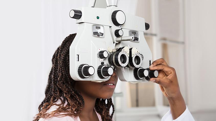 Comprehensive Eye Exam Santa Barbara Eyecare