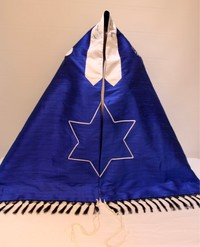 Houston's very unusual tree tallit
