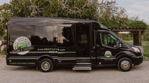 Turtle Top VT3 Transportation Van