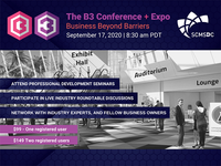 Visit our virtual booth! B3 Conference + Expo