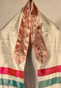 Shades of Pink Tallit