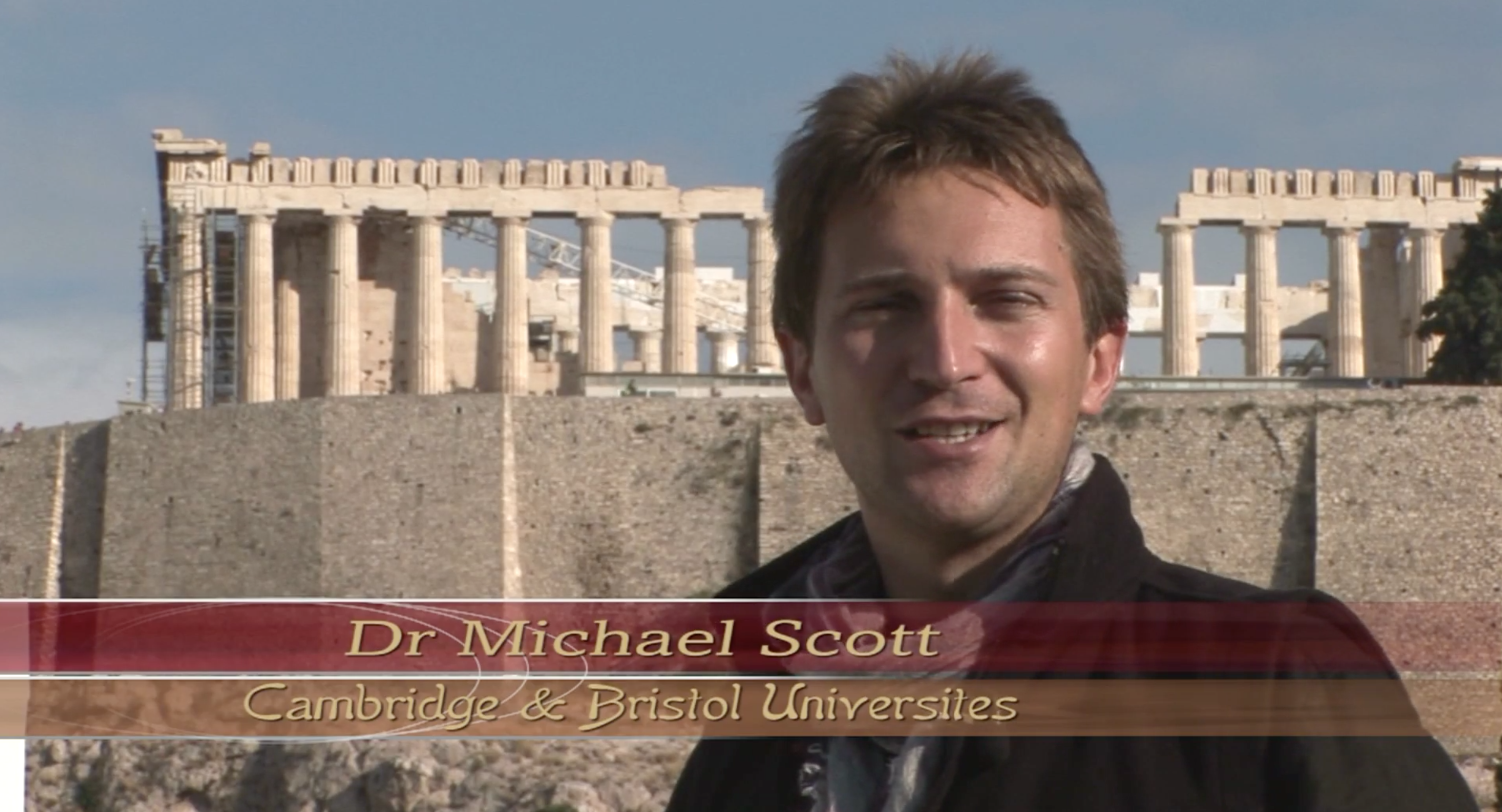 300 Spartans - The Real Story - Michael Scott
