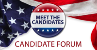 Candidate Forum at 2020 at Bethania Lutheran Church