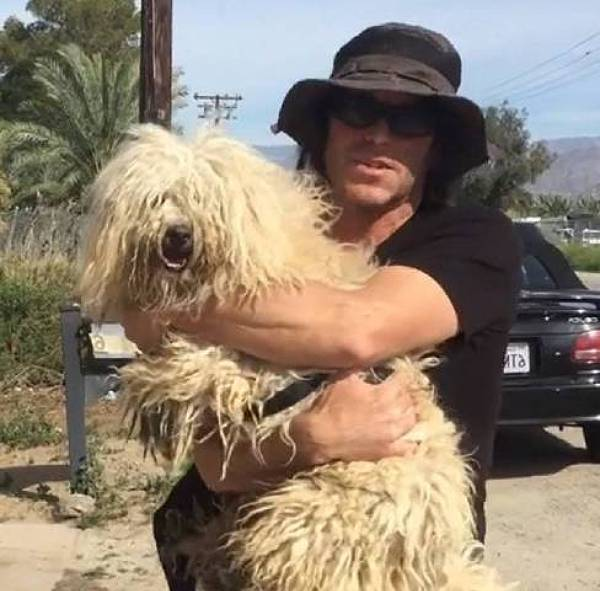 Kirk Geiger Founder of The Animal Rescue Of California