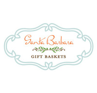 Santa Barbara Gift Baskets Logo