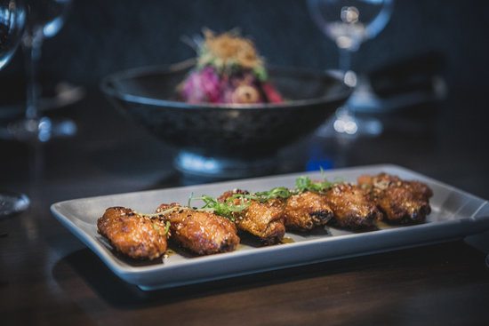 OKU Spicy Chicken Wings