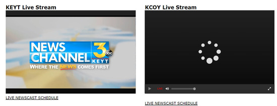 KEYT Channel 3 Live Streaming News