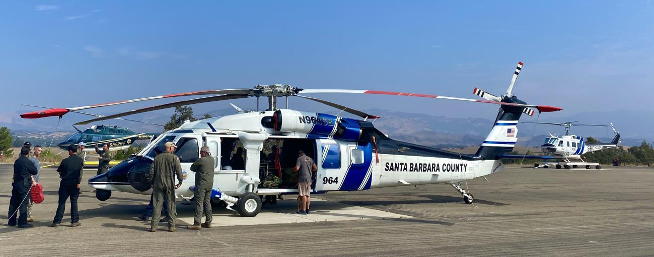 Copter 964 News Release