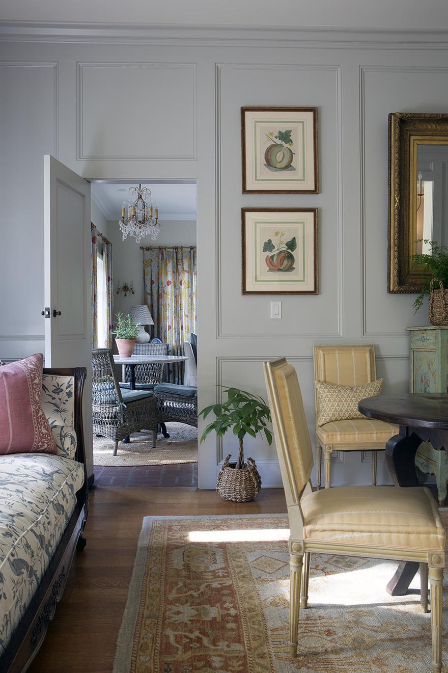 Santa Barbara Design Interiors Farrow & Ball