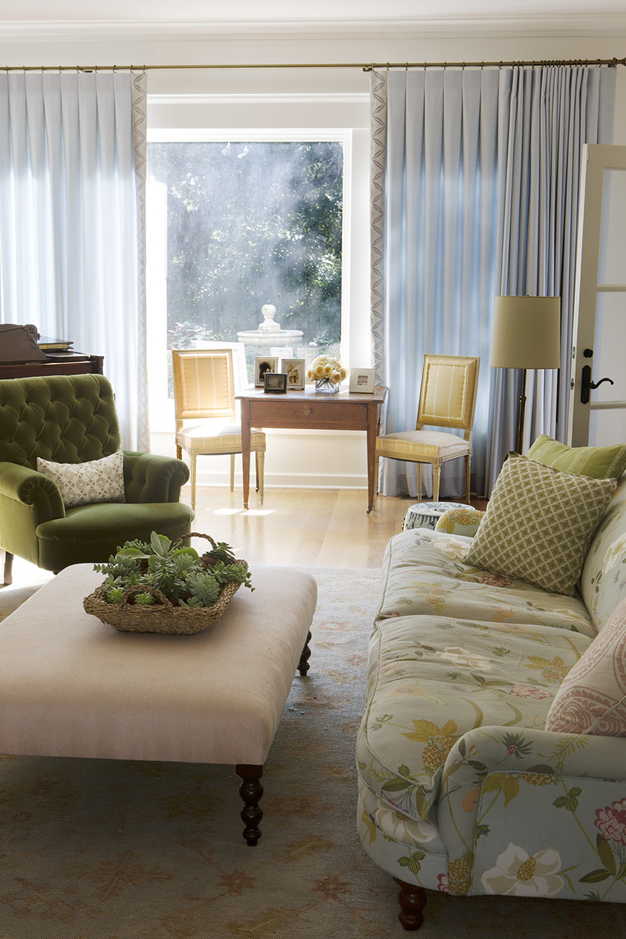 George Smith Holland & Sherry Interiors