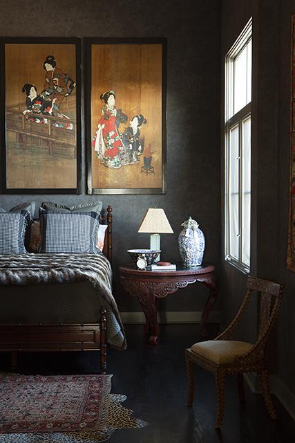 Jim Thompson Wallpaper Interior Design