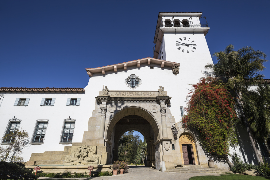 Santa Barbara History and Architecture Tour