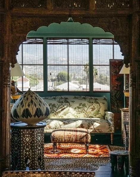 Penthouse Elizabeth Vallino Interiors Santa Barbara