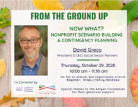 From the Ground Up Webinar