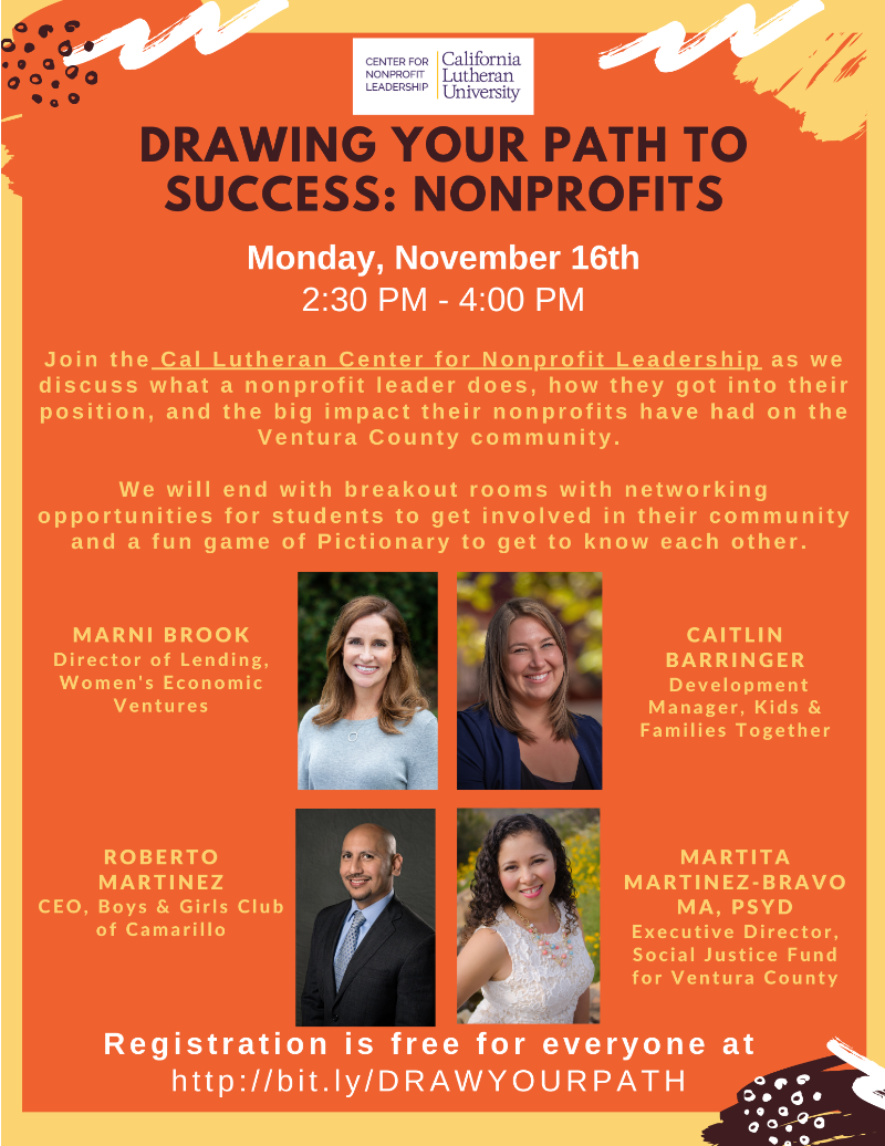 Drawing Your Path to Success: Non- Profit