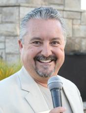 Talk Show Host Drew Wakefield