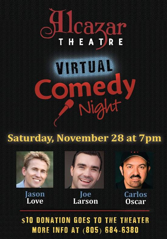 Virtual Comedy Night