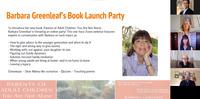 Barbara Greenleaf Virtual Book Launch Party