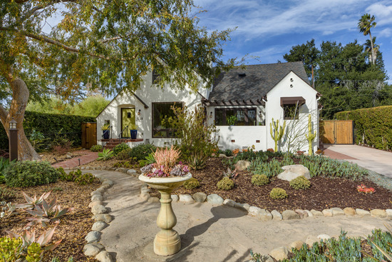 SOLD!  3228 Calle Rosales, Santa Barbara, Calif