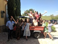 Santa Barbara Wine Tasting Tour Pictures