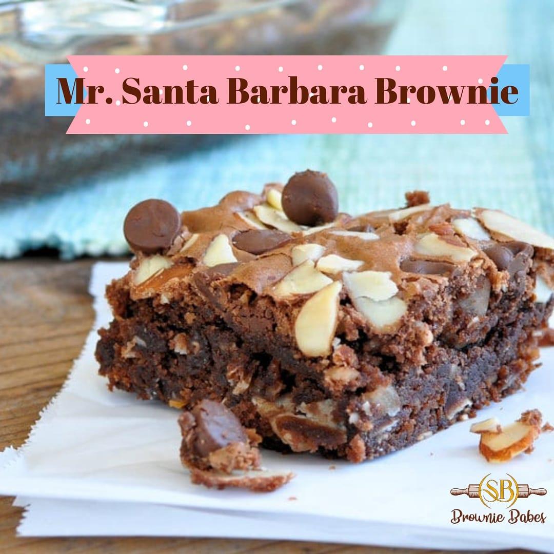 Mr. Santa Barbara Brownie<br/>ORDER NOW!