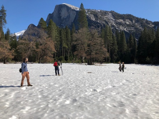 Performance announcement: Cymbeline in Yosemite