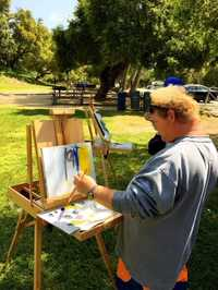 A Day in the Life of Artist Scott Ryker