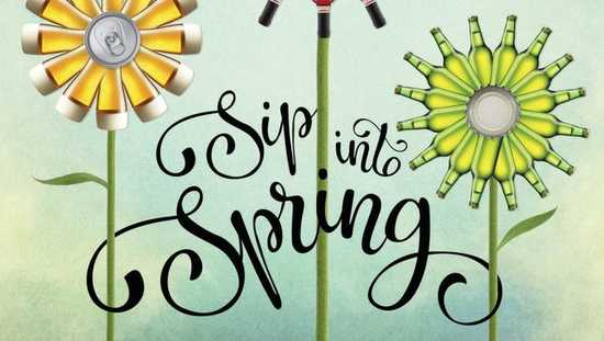 Sipping on Spring