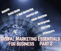 Digital Marketing Essentials For Business