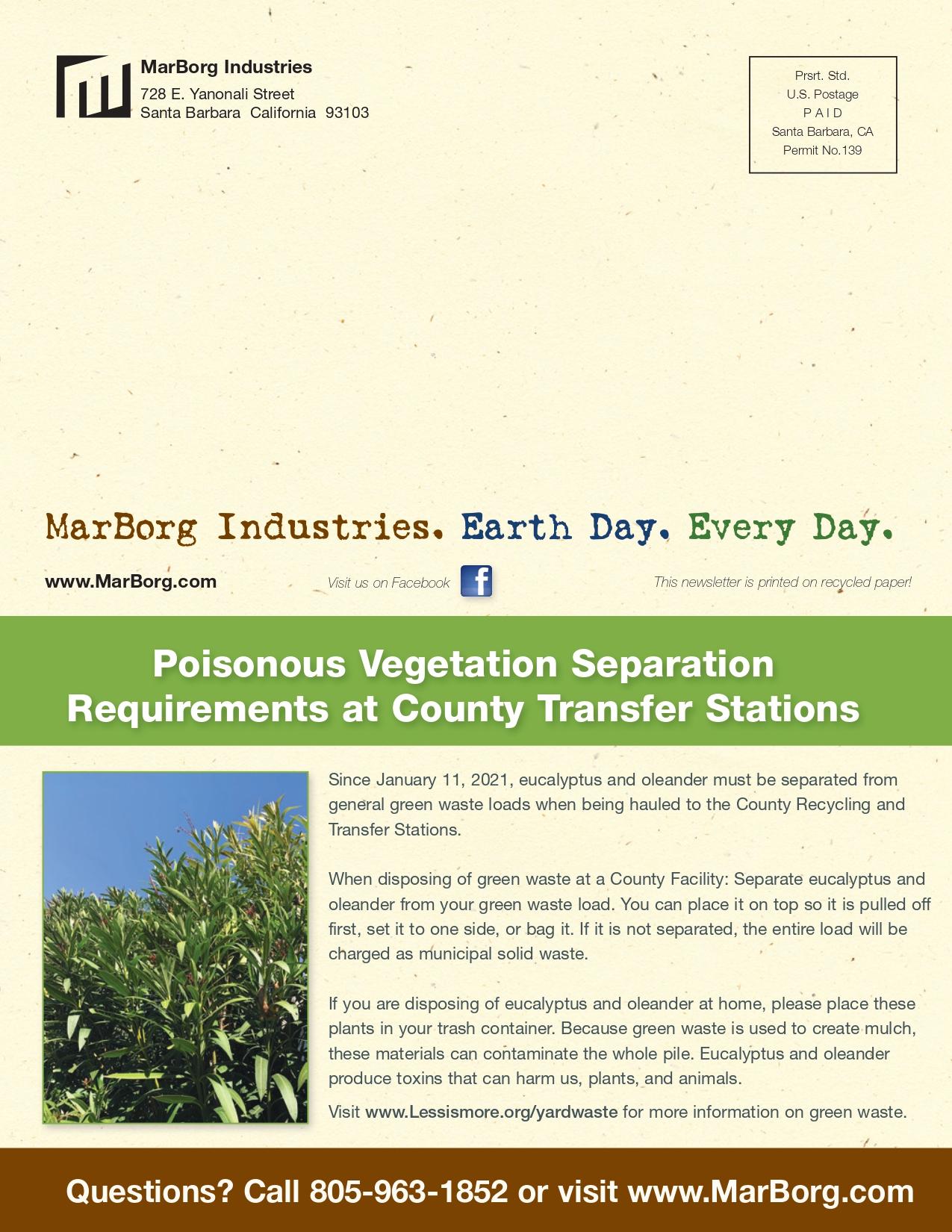 2021 Spring Newsletter - Santa Barbara County - page 4