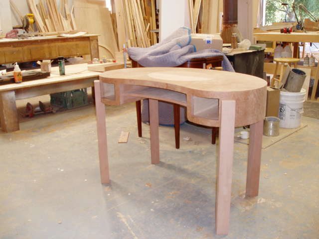 Custom-woodworking-dressing-table