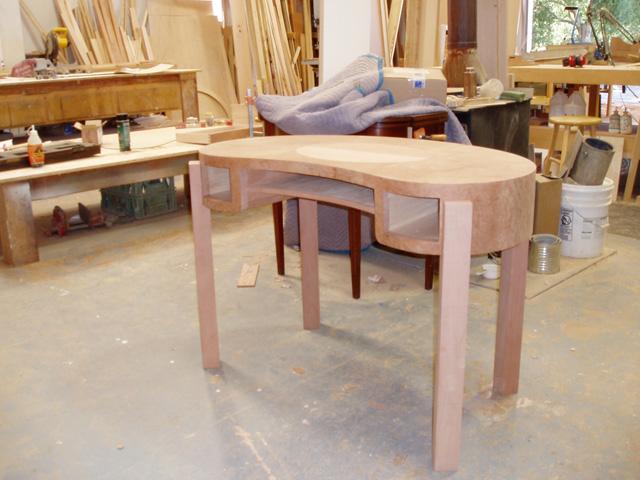 Custom-woodworking-dressing-table