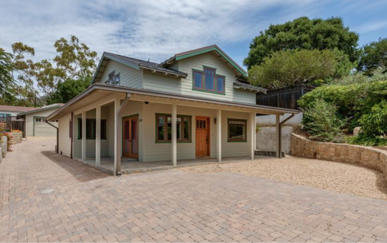 Santa Barbara - Immaculate Craftsman